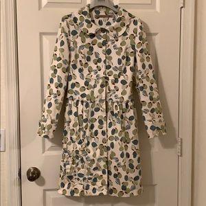 Jackets & Blazers - Women's coat Artistic Domain. Sz S. Multi green